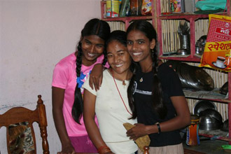 Anita, Sunita, and Dawn Kumari